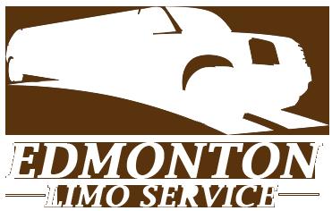 Edmonton Limo Service white Logo