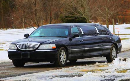 Winter Limo Rental