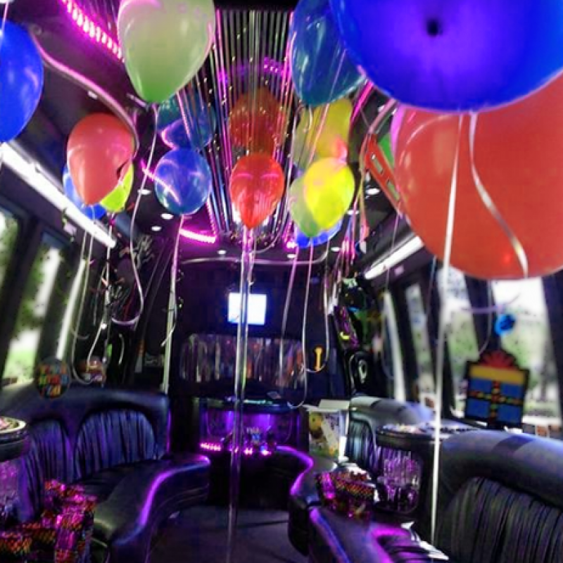 Birthday Limo Rental