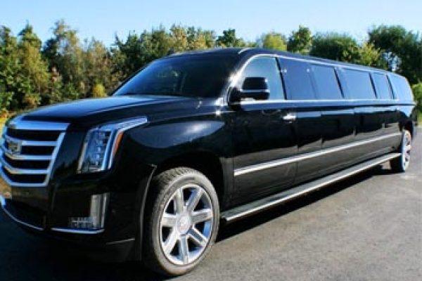 Cadillac Escalade limousine Edmonton