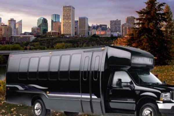 Party Bus Limo Edmonton