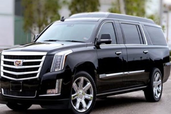 SUV Luxury Car Edmonton