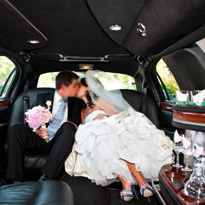 Wedding Limo Edmonton